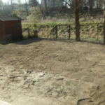 Gartenentwässerung Drainagearbeiten