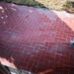 Erneuerung einer Terrasse
